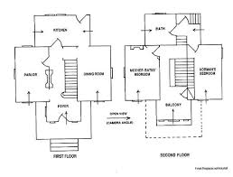 28  Psycho House Floor Plans   Seventh Heaven House Floor Plan Psycho House Floor Plans