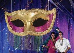 Giant Masquerade Mask Decoration Event Prop Hire Giant Venetian Eye Mask Masquerade party 55