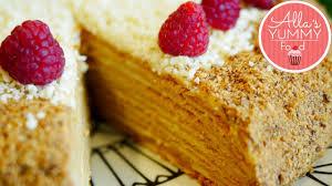 Best Honey Cake Recipe Medovik