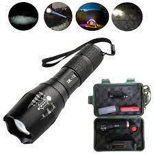 Đèn pin siêu sáng UltraFire XML-T6 chống nước Hàng Nhập Khẩu Chính Hãng Max  Star, thiết kế nhỏ gọn, tiện dụng, tầm chiếu sáng rộng - Đèn pin Nhãn hàng  Ultrafire