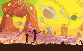 Feel free to send us your own wallpaper wallpapers can typically be downloaded at no cost from various websites for modern phones (such as those running android, ios, or windows. 42 4k Ultra Hd Rick And Morty Wallpapers Background Images Wallpaper Abyss
