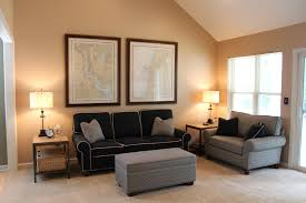 Living Room With Black Furniture Living Room Warm Neutral Paint Colors For Living Room Beadboard
