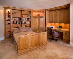 picture brown bedroom magnetiseurco tiffany img  murphy dining table home office traditional with built in cabinet