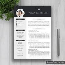 Modern 2020 Resume 2020 Professional Resume Template Bundle Cv Bundle