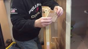 How To Install A Rev A Shelf Filler Pullout Spice Rack In Existing