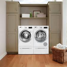 bosch 800 series washer. Bosch 2.2 Cu. Ft. High-Efficiency Front Load Steam Washer 800 Series White/Stainless Steel WAW285H2UC