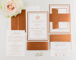 this design evoke traditional elegance and regal beauty the ont scroll crest cly border and elegant foil script give these invites and
