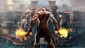 God Of War Hd Wallpaper on WallpaperSafari