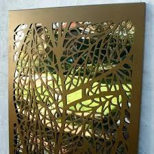 metal garden wall art ireland
