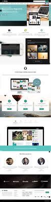 53 Best Flat Design Website Templates Images On Pinterest Flat