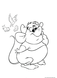 Free Kids Coloring Pages Disney Character Coloring Pages Character