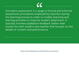 Formal Assessment Beauteous Formative Assessment In The College Union Ryan O'connell