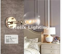 Bedroom Wall Sconce Beauteous Nordic Golden Modern Wall Lamp Bedroom Kitchen Mirror Light Cabinet
