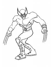 Small Picture X Men Simple Drawings Coloring Coloring Pages