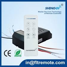 ceiling fan with led light dimmer remote switch for kendal