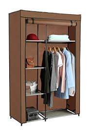 <b>Home</b>-Like <b>Portable Clothes</b> Closet Storage Wardrobe Closet ...