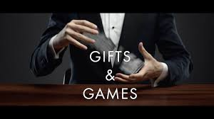 dunhill london gifts and games