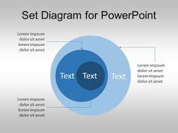 Powerpoint 2010 Venn Diagram Free Set Diagram For Powerpoint Venn Diagram Template