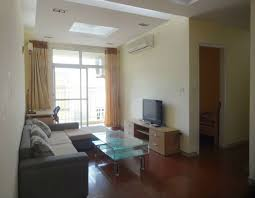 2 Bedroom Apartment For Rent At 713 Lac Long Quan Street, Tay Ho District