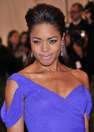 Red Carpet Hairstyles 40 Awesome Naomie Harris Combines Two Hot Trends With Her Redcarpet Hairstyle