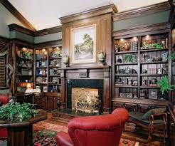 Collect this idea 30 Classic Home Library Design Ideas (9)