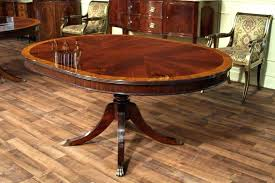 48 round dining table with leaves inch pedestal leaf cherry set tables to
