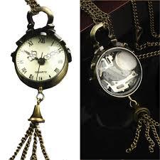 womens quartz pocket watch victorian style vintage necklace watch pendant glass ball shape keychain whole 30m12 modern pocket watch mechanical pocket