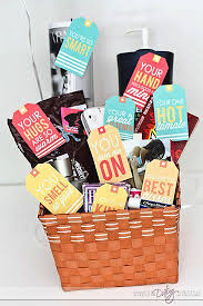 husband gift basket 10 things i love about you super cute romantic gift idea for any guy