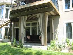 outdoor porch curtains. Modern Outdoor Patio Curtains Porch R