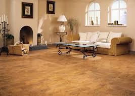 Cork Floor Tiles For Kitchen Flooring Ideas 3 Colors Cork Tile Flooring In Retro Kitchen