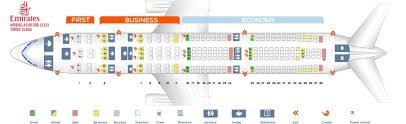 The Most Awesome Emirates Seating Plan Seating Chart