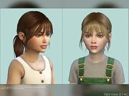 daisy sims daisysims child hair g14c