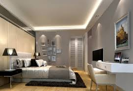 Modern Style Bedrooms America Style Bedroom Modern Design Idea 3d House