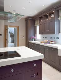 Farrow And Ball Kitchen Farrow Ball Kitchen London Clay Cabinets And Pelt Island