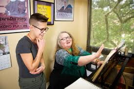 "LSU Research on Twitter: ""#LSU Professor Loraine Sims @lsumusic was one of  the first voice teachers to do research on the effects of hormone therapy  on the human singing voice and vocal"