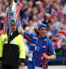 Fernando Ricksen death unites Rangers and Celtic fans as football world  pays tribute