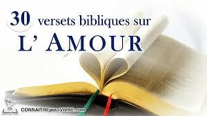 30 Versets Bibliques Sur Lamour Connaitrepourvivre Site
