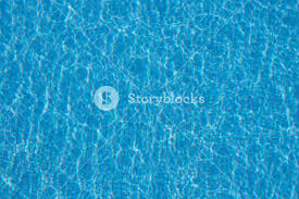 pool water background. Pool Water Background - Light Reflection In Swimming P