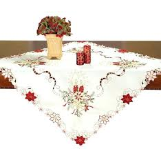 holiday tablecloths 70 x 120 oval