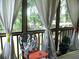 drop cloth curtains home depot outdoor drop cloth curtains curtain tutorial for the screened in patio
