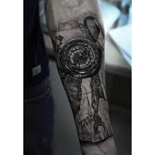 тату тату компас