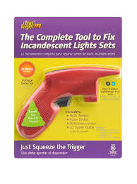 Christmas Light Tester As Seen On Tv Light Keeper Pro The Complete Tool To Fix Incandescent Lights Sets