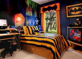 Wonderful Decoration Superhero Bedroom Decor Batman Bedding And Bedroom  DAcor Ideas For Your Little Superheroes