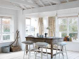 dining room table tuscan decor. Splashy Rustic Tuscan Decor In Dining Room Beach Style With Wood Furniture Picture Next To Dark Bedroom Alongside Mixing Leather And Fabric Table