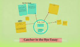 death in catcher in the rye by cassie t p on prezi