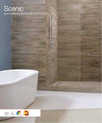 Bathroom Scenic Tiles