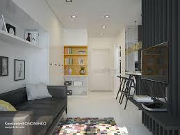 500 Sq Ft Flat Interior Design 5 Apartment Designs Under 500 Square Feet