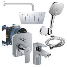 <b>Комплект</b> для ванной <b>Ideal Standard</b> Ceraplan III B1153AA 8в1 ...