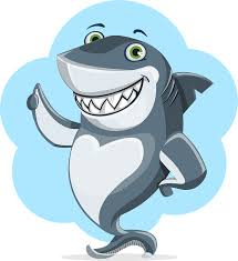 Image result for shark clipart