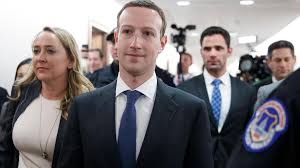 facebook office in usa. Facebook CEO Mark Zuckerberg Walks To The Office Of Republican Senator From South Dakota For A In Usa F